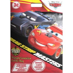ΤΥΧΕΡΗ ΣΑΚΟΥΛΑ FOIL CARS (562446)