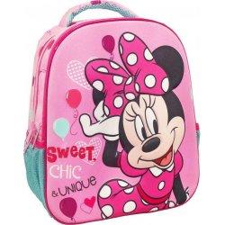 ΣΑΚΙΔΙΟ ΝΗΠΙΟΥ 3D Minnie Sweet Chic & Unique (562677)