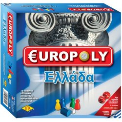 Επιτραπέζιο Europoly Ελλάδα (03-215)