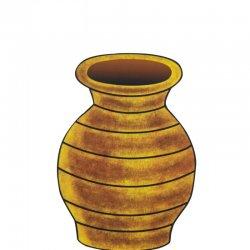 Σετ Σκηνικά Για Θεάτρο Σκιών Καραγκιόζη Πιθάρι Και Γραφείο (152)