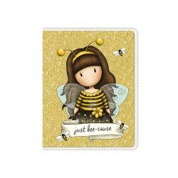 GORJUSS ΣΗΜΕΙΩΜΑΡΙΟ just bee-cause ΜΙΚΡΟ ΜΕ GLITTER (843gj04)