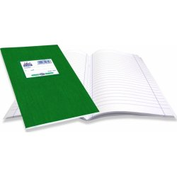 Skag Τετράδιο Super Πράσινο ριγε 50 Φύλλων  1Τμχ (226097)