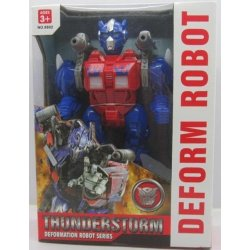 THUNDERSTORM DEFORM ROBOT (8802)