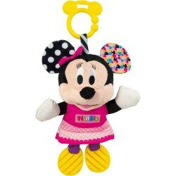 BABY CLEMENTONI Disney Λούτρινο Minnie Κουδουνίστρα (1000-17164)