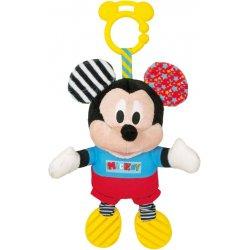 BABY CLEMENTONI Disney Λούτρινο Mickey Κουδουνίστρα (1000-17165)