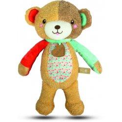 Baby Clementoni Λούτρινο Αρκουδάκι Δραστηριοτήτων (1000-17267)