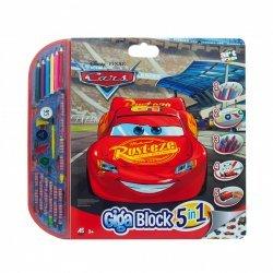 Σετ Ζωγραφικής Giga Block 5 σε 1 Cars (1023-62717)