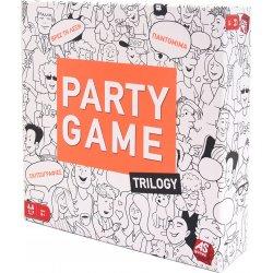 ΕΠΙΤΡΑΠΕΖΙΟ PARTY GAME TRILOGY (1040-20028)
