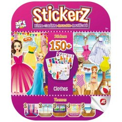 Stickerz Reusable - Princesses  (1090-08108)