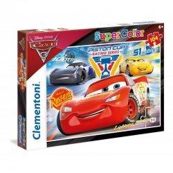 Παζλ Clementoni 104 S.C. Αυτοκίνητα-Cars 3: Piston Cup Legends (1210-27072)