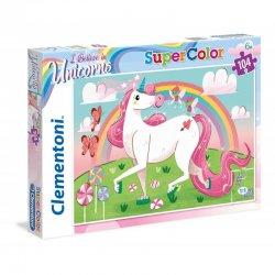 Παζλ Clementoni  104 Τμχ S.C. I Believe In Unicorns (1210-27109)
