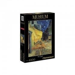 Παζλ Clementoni 1000 H.Q.  Museum Van Gogh Καφέ τη Νύχτα (1260-31470)