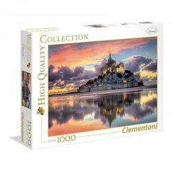 Παζλ Clementoni 1000 H.Q. Le Magnifique Mont Saint-Michel (1220-39367)