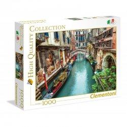 Παζλ Clementoni 1000 H.Q. Το Κανάλι Της Βενετίας (1220-39458)