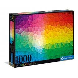 ΠΑΖΛ CLEMENTONI 1000  H.Q. ColorBoom ΜΩΣΑΙΚΟ (1220-39597)
