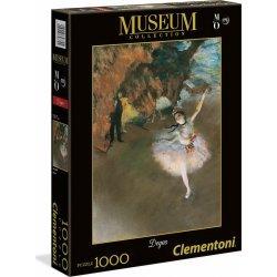 ΠΑΖΛ CLEMENTONI 1000 H.Q. MUSEUM DEGAS LETOILE (1260-39379)