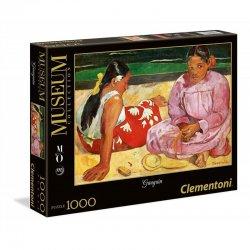 Παζλ Clementoni 1000 H.Q. Museum Gauguin Ταϊτινές Γυναίκες Στην Παραλία (1260-39433)