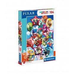 CLEMENTONI ΠΑΖΛ 104 ΤΕΜ Pixar Party  (1210-25717)