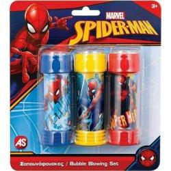 ΣΕΤ 3 ΤΕΜ ΣΑΠΟΥΝΟΦΟΥΣΚΕΣ  SPIDERMAN (5200-01343)
