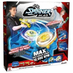 SPINNER M.A.D. DELUXE ΣΕΤ ΜΑΧΗΣ (7530-86331)