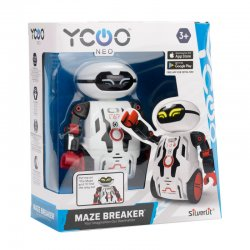 ΗΛΕΚΤΡΟΝΙΚΟ ROBOT MAZE BREAKER (7530-88044)