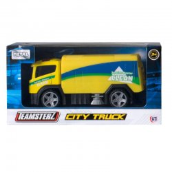 Teamsterz City Truck Οχήματα Μεταλλικά 1:43 (7535-16449)