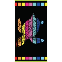 ΠΕΤΣΕΤΑ ΘΑΛΑΣΣΗΣ ΠΟΛΥΧΡΩΜΗ ΧΕΛΩΝΑ 86 x 160 ΕΚ (86160)