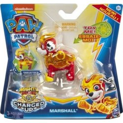 PAW PATROL MIGHTY PUPS CHARGED UP MARSHALL FIGURE (20122531)