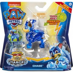 PAW PATROL MIGHTY PUPS CHARGED UP CHASE FIGURE (20122532)
