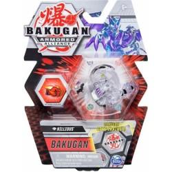 BAKUGAN ARMORED ALLIANCE: BAKUGAN GATE TRAINER NILLIOUS CORE BALL (ΛΕΥΚΟ) (20124099)