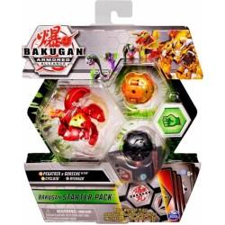 BAKUGAN ARMORED ALLIANCE: BAKUGAN STARTER PACK S2 - PEGATRIX X GOREENE ULTRA + CYCLOID + RYERAZU (20125408)