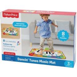 Fisher Price Μουσικό Χαλάκι Dancing Tunes (KFP6092)