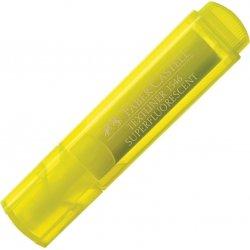 FABER CASTELL Μαρκαδόρος ΥΠΟΓΡΑΜΜΙΣΤΗΣ 5mm Superflourescent κιτρινο (154614)