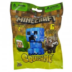 MINECRAFT ΣΑΚΟΥΛΑΚΙ SQUISHY ΣΕΙΡΑ 2 (10585992)