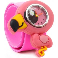 WACKY WATCHES ΡΟΛΟΙ SLAP 3D FLAMINGO (14482329)