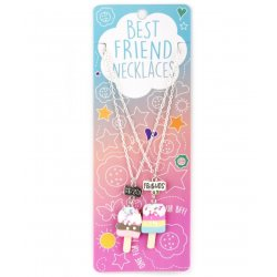 ΚΟΛΙΕ BEST FRIENDS ΣΕΤ 2 Τεμ. ICE LOLLIES (14482392)