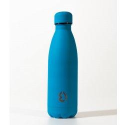 Μπουκάλι Θερμός Ματ 500ml Water Revolution Μπλε (CR0136)