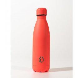 Μπουκάλι Θερμός Ματ 500ml Water Revolution Κοραλλί (CR0137)
