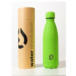 Μπουκάλι Θερμός Ματ 500ml Water Revolution Πράσινο (CR0138)