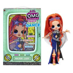 L.O.L. Surprise! Dance O.M.G. Κούκλα Major Lady (117841EUC)