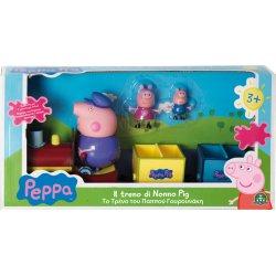 PEPPA PIG ΤΡΕΝΑΚΙ (GPH20258/GR)