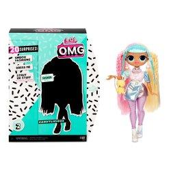 L.O.L. Surprise! O.M.G Κούκλα Candylicious (LLUA9000)