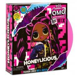 L.O.L. Surprise Remix O.M.G. Κούκλα Honeylicious (LLX02000)