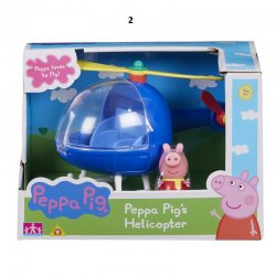 Peppa Pig Οχηματάκια (PPC15702)