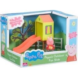 PEPPA PIG ΠΑΙΔΙΚΗ ΧΑΡΑ 2 ΣΧΕΔΙΑ (PPC21000)