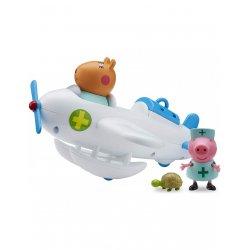 Peppa Pig Το Αεροπλάνο Κτηνιατρείο Του Δόκτορα Χάμστερ (PPC96000)