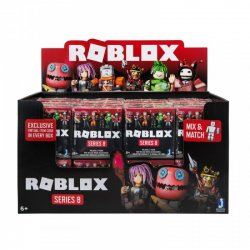 ROBLOX MYSTERY FIGURES S8 (RBL35000)
