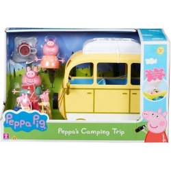 PEPPA PIG  ΟΧΗΜΑ ΓΙΑ ΚΑΜΠΙΓΚ (PPC46000)