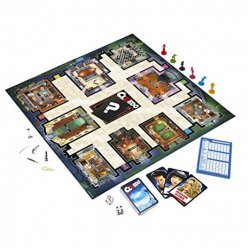 CLUEDO THE CLASSIC MYSTERY (38712)