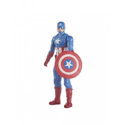 AVENGERS TITAN HERO FIGURE CAPTAIN AMERICA (E7877)